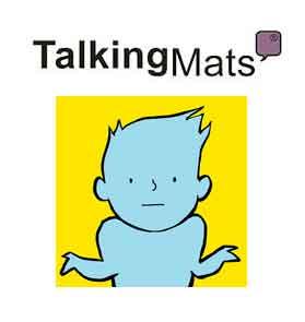 Image result for Talking Mats logo